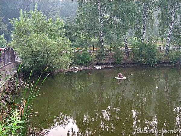 Игуменский-парк