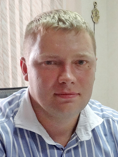 Павел Ковешников, руководитель томского отделения Центра противодействия коррупции