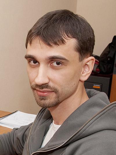 Денис Шергин,генеральный директор компании Unigine
