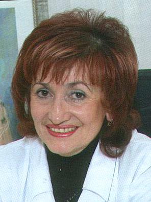 Нина Сиянова, главный врач ОГУЗ «Дом ребенка специализированный для детей с органическим поражением ЦНС с нарушением психики»