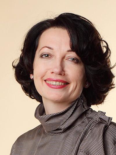 Ирина Ярославцева, директор Томского областного художественного музея