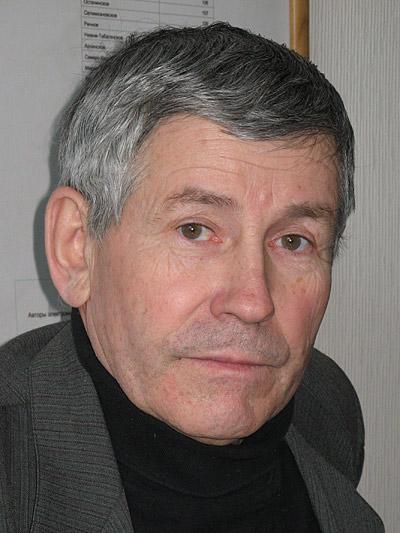 Сергей Жабин, председатель экологического центра «Стриж»