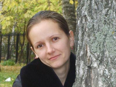 Валентина Золотова