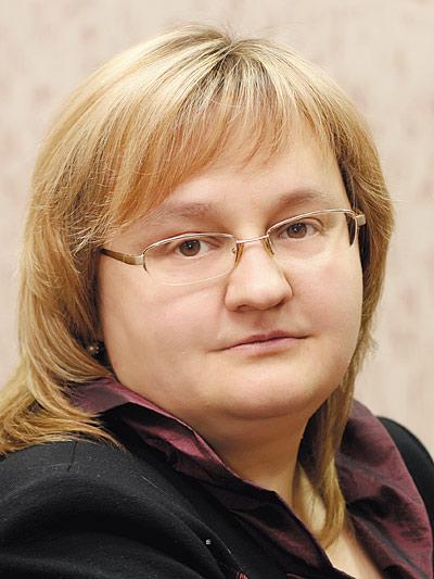 Наталия Быкова