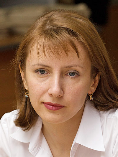 Анна Облакова