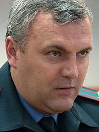 Валерий Громов, глава областного УГИБДД