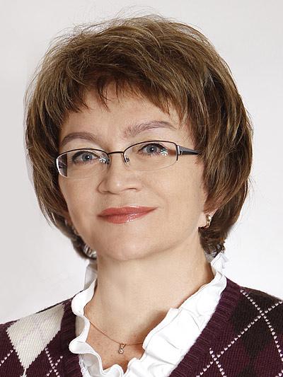 Тамара Панкратова, заместитель начальника областного департамента труда и занятости населения