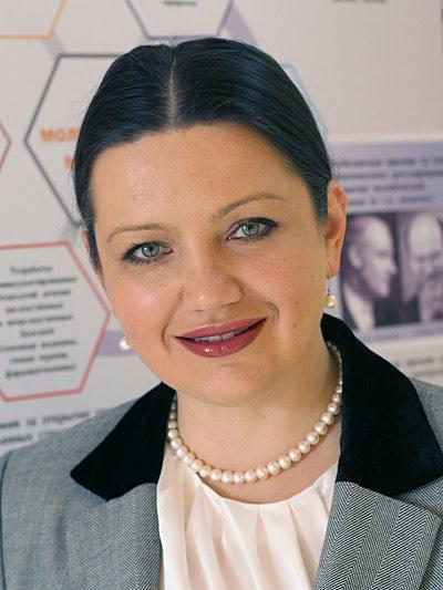 проректор по стратегическому развитию, инновационной политике и науке СибГМУ профессор Наталья Рязанцева