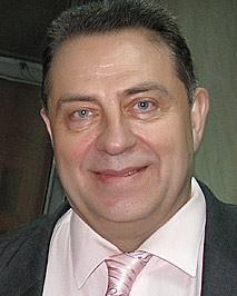 Лев Дроздов, директор Дворца зрелищ и спорта