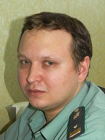 Максим Бурдакин