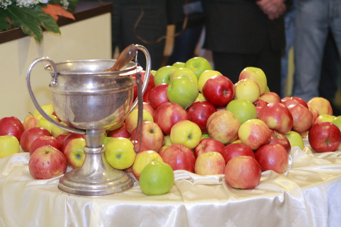 Украина празднует Преображение Господне, или Яблочный Спас