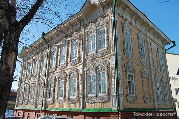 Эклектика (ул. Пушкина, 32)