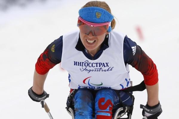 Двукратная паралимпийская чемпионка Сочи Светлана Коновалова, за которую больше всего болели наши земляки