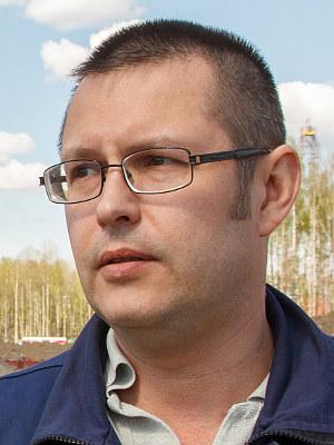 Заместитель начальника установки по подготовке и транспортировке нефти, газа и воды Казанского НГКМ Андрей Бочкарев