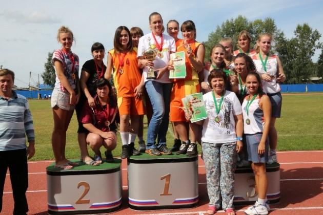 Фото: Департамент по молодежной политике, физической культуре и спорту Томской области