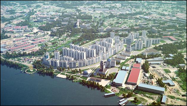 Проект Мегаполис