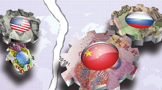 Картинки по запросу рубль и юань против доллара