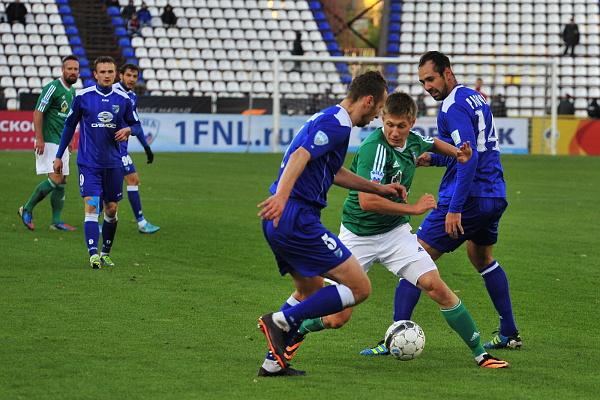 футбол - фото Ю.Цветков