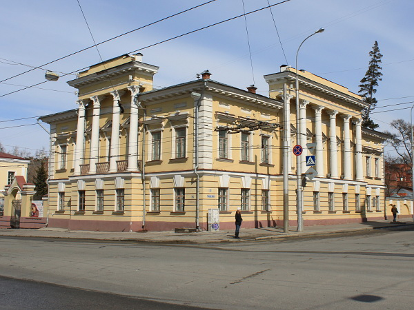 два музея