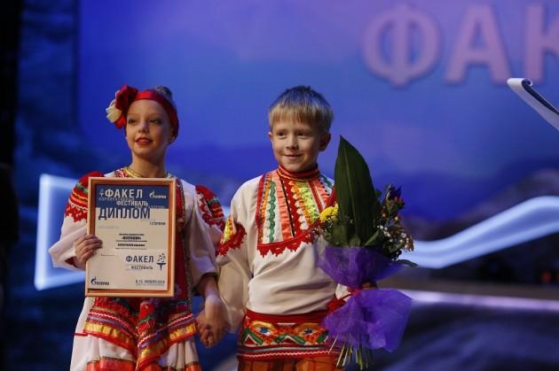 Ансамбль народного танца Веснушки Томск