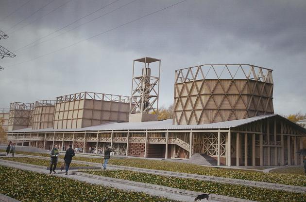 Вот такой музей науки и техникВот такой музей науки и техники появится в Томскеи появится в Томске