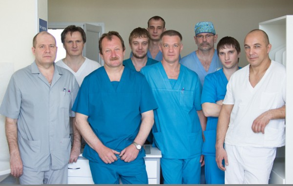 Сосудистый хирург в орле
