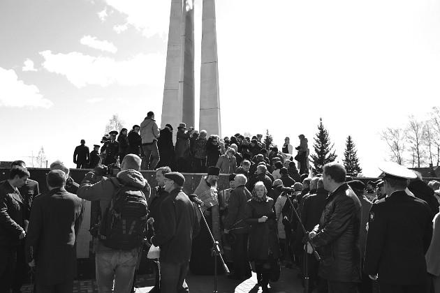 Фото из Верховья с митинга