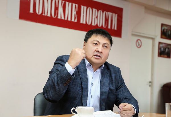 Чингис Акатаев - Новости «В Томске»