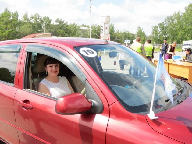 Екатерина Тимофеева, город Томск. Победительница конкурса Сибирский характер в 2014 году