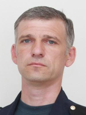 Николай Кирсанов, ведущий специалист-эксперт отдела безопасности на водных объектах Главного управления МЧС России по Томской области