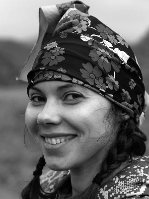 Алена Дегтярева
