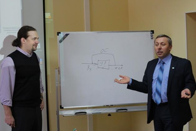 Тренинг принятие управленческих решений. Бизнес-тренер Галкин Д.В