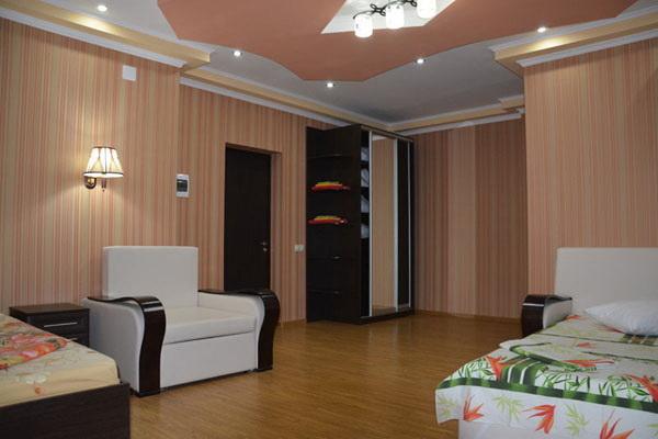8 - Двухкомнатный люкс