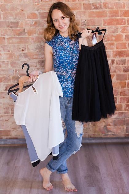 магазин одежды в инстаграм открыть