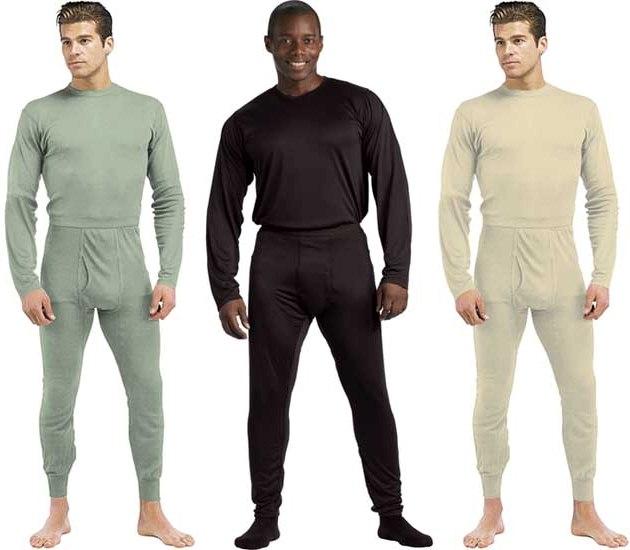 Мужское термобелье, как важная составляющая гардероба