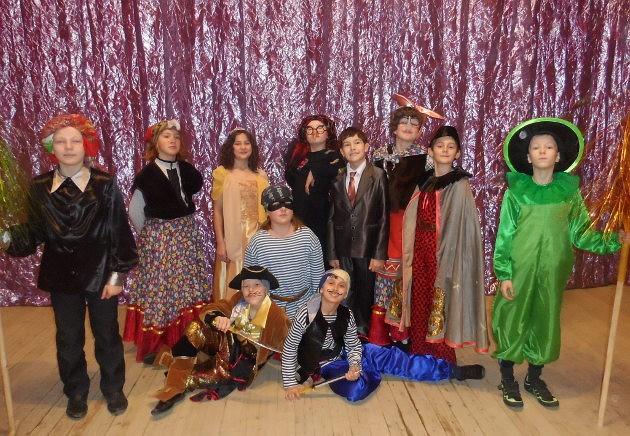 Детский театр Маска