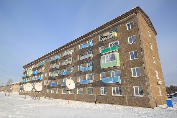 Щепа согрела и частный сектор, и многоэтажки в Белом Яру