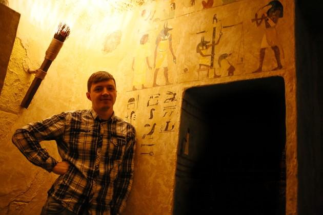 квест Пирамида