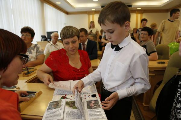 семья Невдаха (Томск)