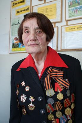 Петропавловская Елена Петровна