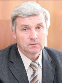 Валерий Хохлов, управляющий Томским региональным отделением Фонда социального страхования РФ
