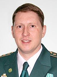 Антон Миклашевич, начальник правового отдела Томской таможни