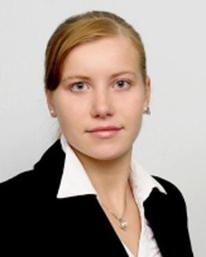 Ольга Малофеева, мастер спорта международного класса по карате