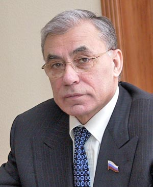 Борис Мальцев, президент Союза строителей