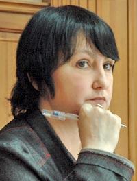 Антонина Ленская, выпускница филфака ТГУ 1980-х