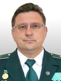 Андрей Федин, первый заместитель начальника Томской таможни