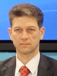 Николай Савотин, генеральный директор Регионального фонда капитального ремонта многоквартирных домов Томской области