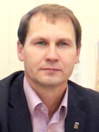 Виктор Матросов, начальник отдела государственного земельного надзора Управления Россельхознадзора по Томской области