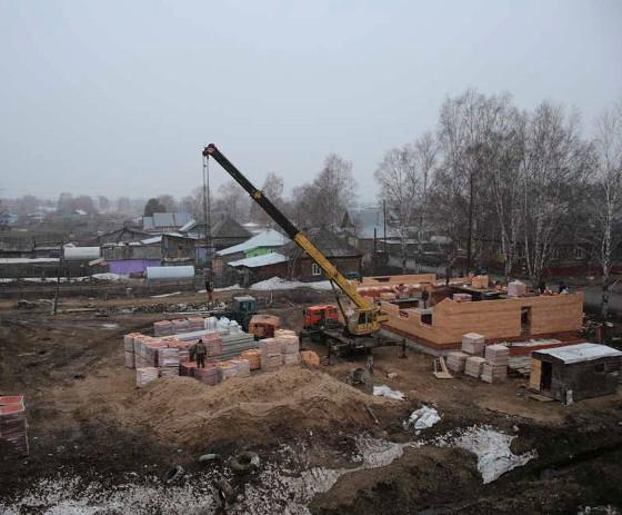 """Тегульдетский район стал пилотной площадкой для реализации областной программы """"Бюджетный дом"""""""