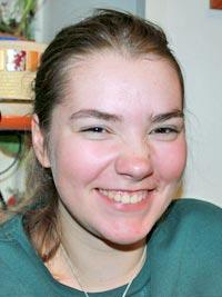 Елизавета Мартакова, учащаяся школы «Эврика-развитие»